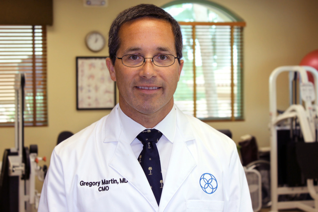 Gregory M. Martin, M.D.