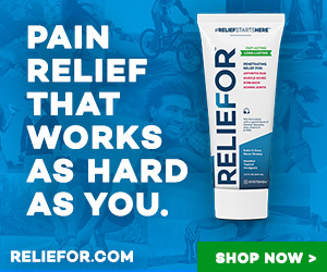Reliefor –Pain Relief That Works As Hard As You Do